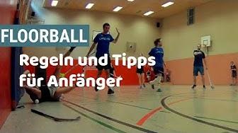 Floorball | Regeln und Tipps für Anfänger