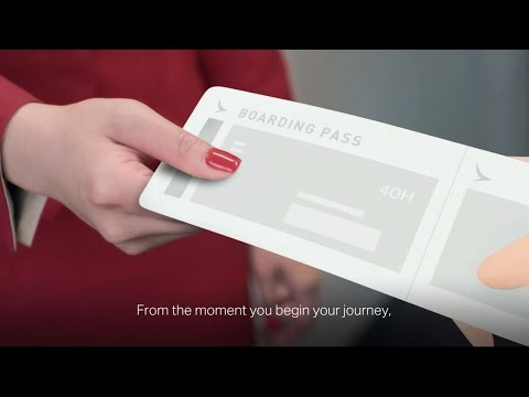 Cathay Pacific Inflight Safety Video