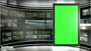 studio tv background virtual