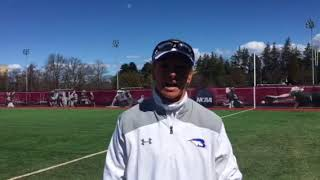 SB: Postgame Interview With Hofstra Coach Larissa Anderson Vs. UNCW (3/24/18) thumbnail