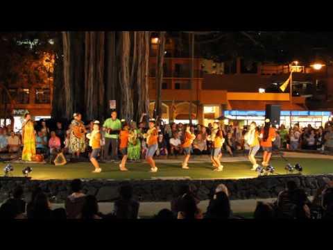 Hawaiian Roller Coaster Ride - March 12, 2016
