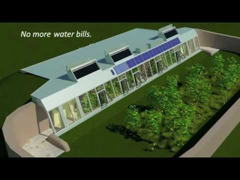Earthship Global Model: Radically Sustainable Buildings. - YouTube