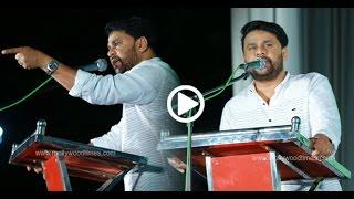 Actress attack: Actor Dileep in emotional speech