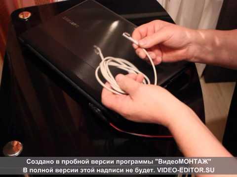 Вариант ремонта разъема питания ноутбука Samsung NP300