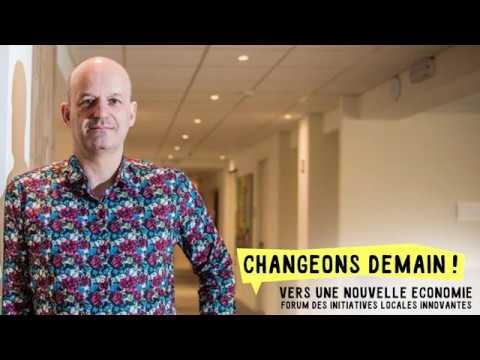 CHANGEONS DEMAIN   Conférence de Michel de Kemmeter : Adapter nos systèmes économiques et sociaux