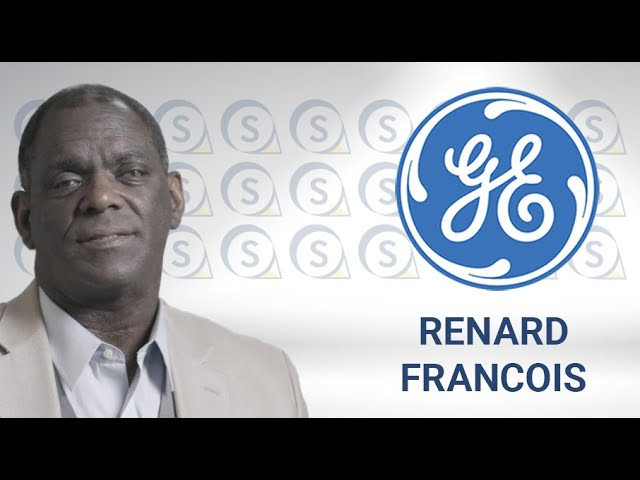 Renard Francois, CPO Corporate GE - Nymity Spotlight recognizing Privacy Superheroes