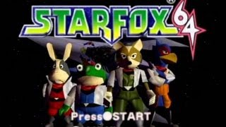 Let's Play Star Fox 64! (Part 1)