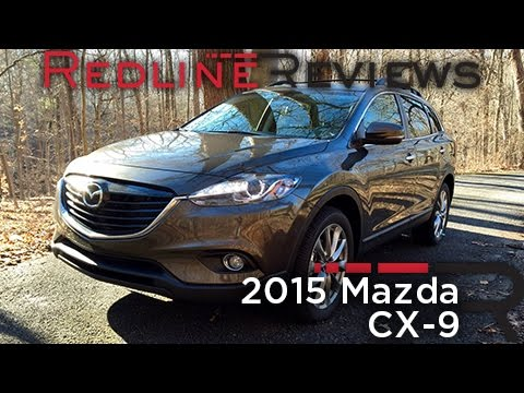 2015 mazda cx 9 redline review youtube. Black Bedroom Furniture Sets. Home Design Ideas