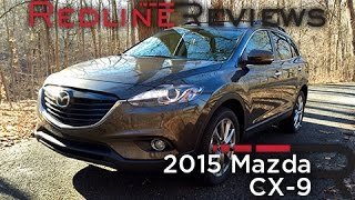 2015 Mazda CX-9 – Redline: Review
