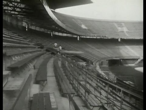 De Kuip renovatie 1994 documentaire NOS deel 1