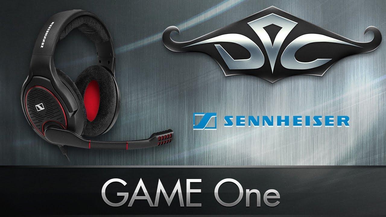 Обзор Sennheiser GAME ONE.