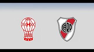 [2018] SuperLiga - Fecha 01 - Huracán vs. River Plate I