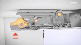 Blum Clip Top Blumotion Clip Mechanism - 3D Kitchens