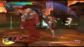 Seven Samurai 20XX: Natoe vs Zex
