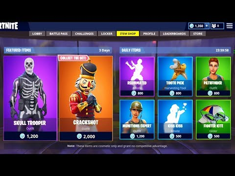 Why The Skull Trooper Is Coming Back To Fortnite Tube10x Net