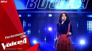 The Voice Thailand - โบกี้ พิชญ์สินี - ละอายใจ - 22 Nov 2015