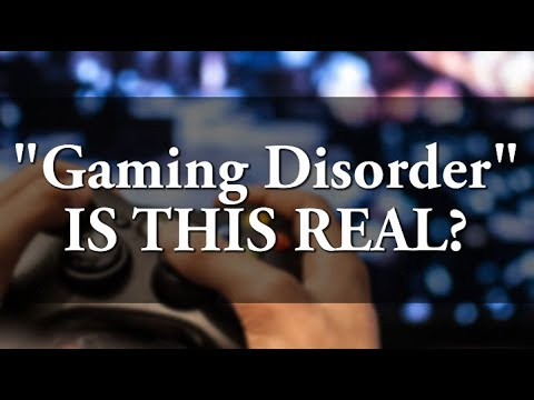 Gaming Disorder is Now an Official Mental Condition?!