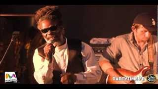 THE MIGHTY DIAMONDS - LIVE at Garance Reggae Festival 2012 HD by Partytime.fr