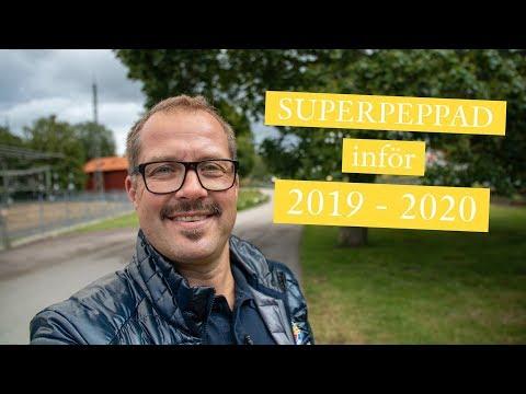 Välkommen till 2019 - 2020