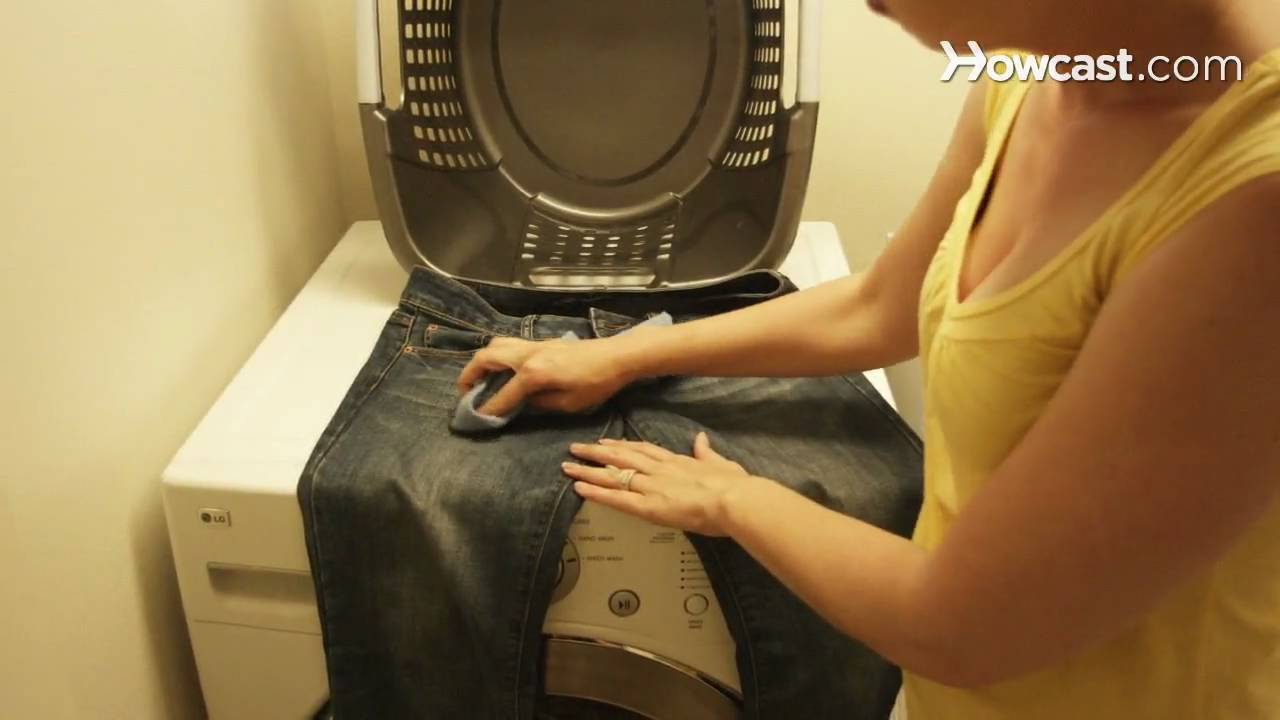 How to Remove Mildew from Clothing  YouTube