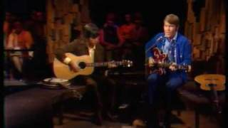 Glen Campbell - Galveston (Live Goodtime Hour)