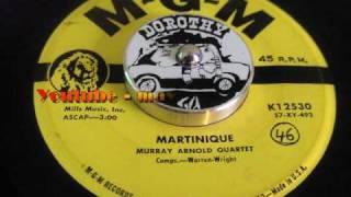 Murray Arnold Quartet - Martinique