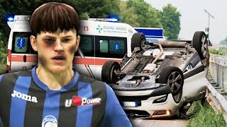 HO FATTO UN GRAVE INCIDENTE!! CARRIERA MOD VITA REALE FIFA 19 #4