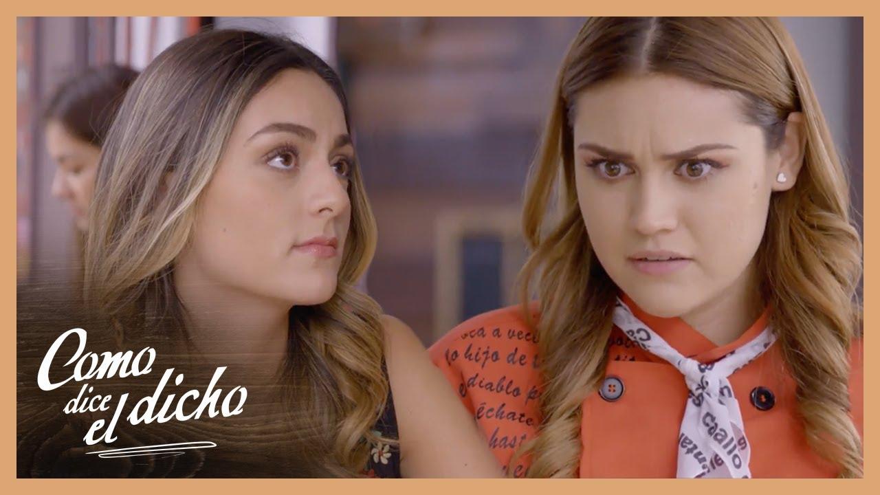 ¡Marieta no acepta que Wendy se burle de Osvaldo! | El amante... | Como dice el dicho