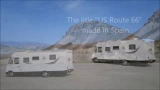 Camping-car sur la route Espagne 5: Fort BravoTabernas , Aguilas.....