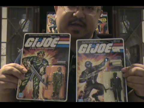 1982 G.I. Joe toy review part 1