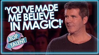 CRAZY CARD MAGIC TRICKS On Got Talent! | Top Talent