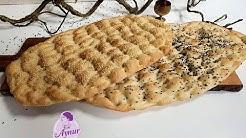 Das original Tirnak Pidesi Rezept vom Bäcker I Fladenbrot speziel für Ramadan I tirnak Pidesi
