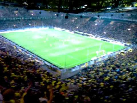 EL Playoff: Borussia Dortmund -Qarabag Agdam