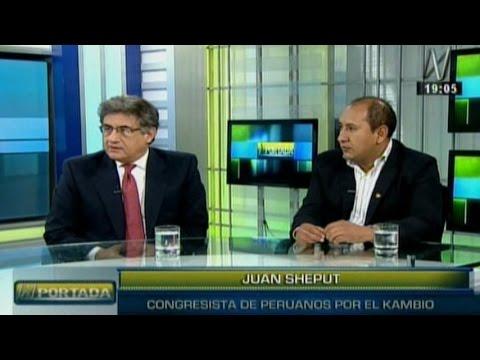 N Portada 12/04 J. Sheput y R. Arce: Odebrecht confirma entrega de US$3 millones a Ollanta Humala