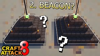 """Weird Flex but OK"" 2 Beacons? & Mega Prank an IOser100! - Minecraft Craft Attack 8 #234"