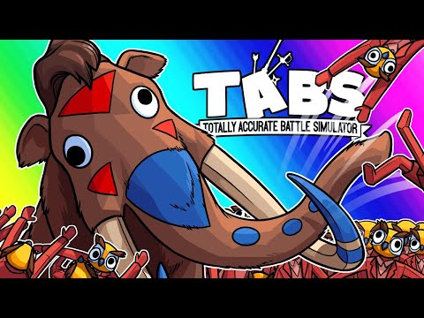 TABS Funny Moments - Game of Thrones with a Mammoth! (Totally Accurate Battle Simulator)