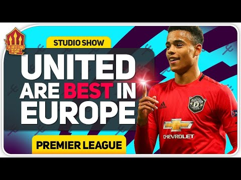 United BEST In Europe! Flex & Goldbridge Premier League Show