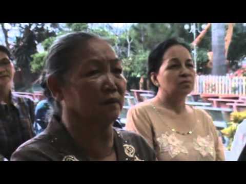10 12 2015 Thuận gia nhập đạo Thiên Chúa