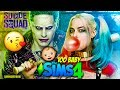 HARLEY QUINN AND JOKER | The Sims 4: 100 Baby Challenge Ep. 1
