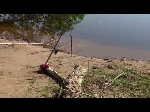 г.Волжский .Рыбалка на Ахтубе
