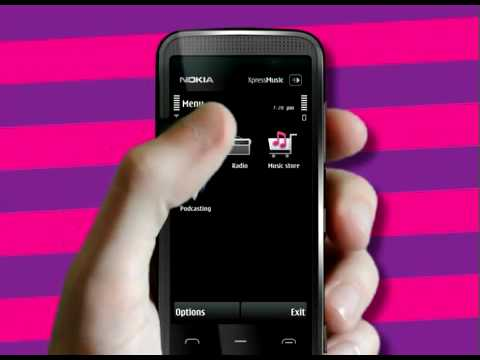 Nokia 5530 XpressMusic - Video Promo