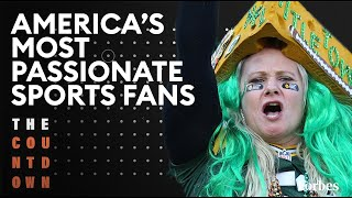 America's Most-Passionate Sports Fans 2020 | The Countdown | Forbes