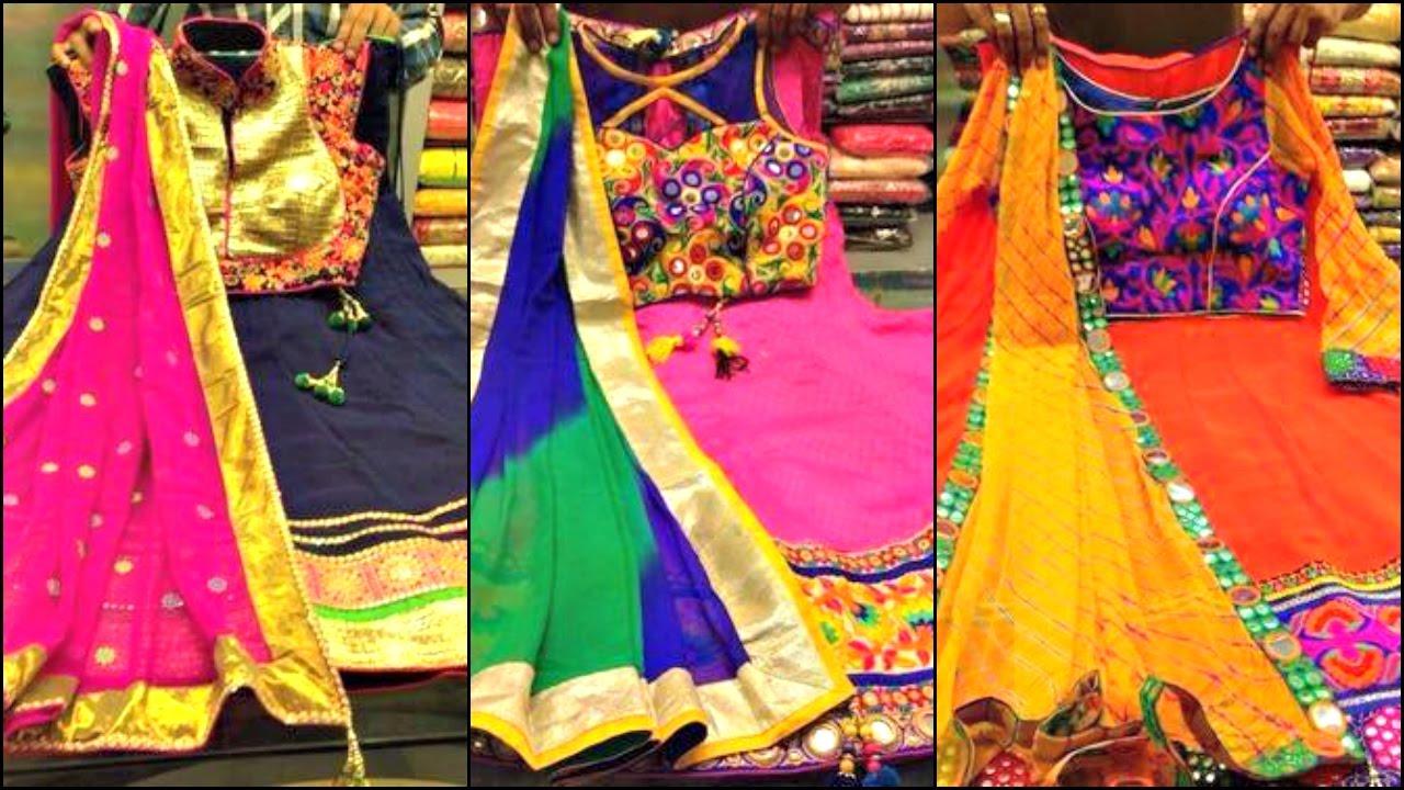 70f7b869fd 15 Vibrant Chaniya Choli Designs from Gujarat - YouTube