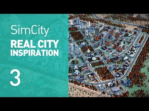Real City Inspiration - Brasilia (SimCity)