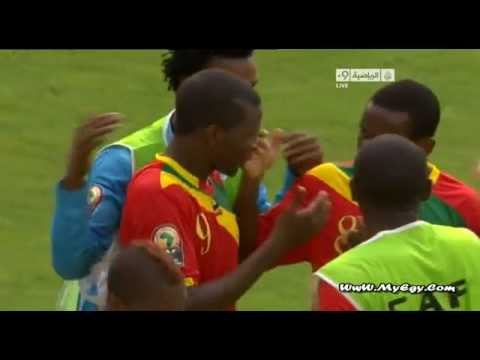 Botswana - 1 vs 6 - Guinea ● Africa Cup Of Nations 2012