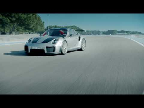 most powerful 911 of all time : The new Porsche 911 GT2 RS