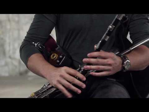 Improvised air/The Choice Wife (Slip Jig) Uilleann pipes Chris McMullan