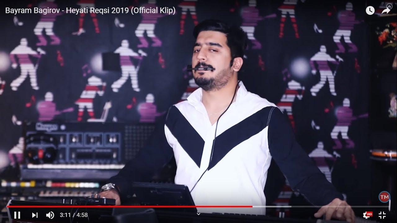 Bayram Bagirsoy - Heyati Reqsi 2020 (Official Klip)