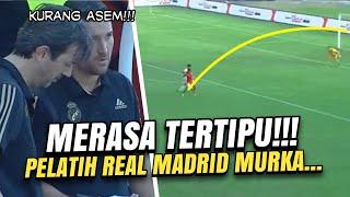 TERTIPU‼️PELATIH REAL MADRID TENTANG KEKUATAN INDONESIA ALL STAR U20...