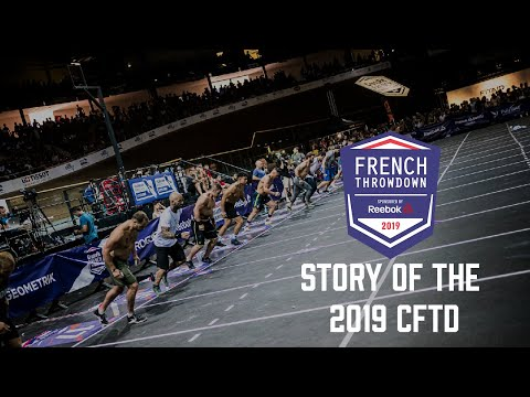 The Story of the 2019 CrossFit® French Throwdown - Full Documentary